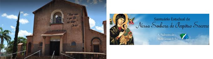 Igreja Perpétuo Socorro Campo Grande MS