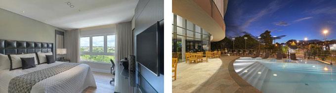 Fotos do Hotel Deville em Campo Grande Ms
