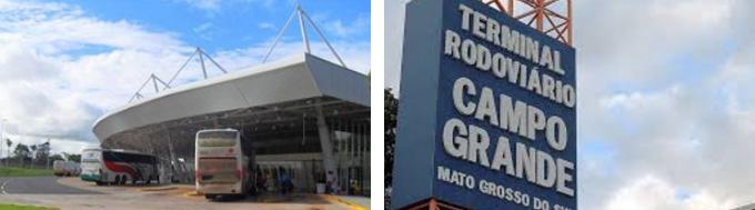 Rodoviária Campo Grande MS