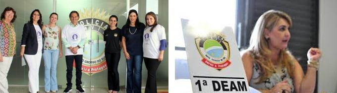 Delegacia da Mulher Campo Grande Ms