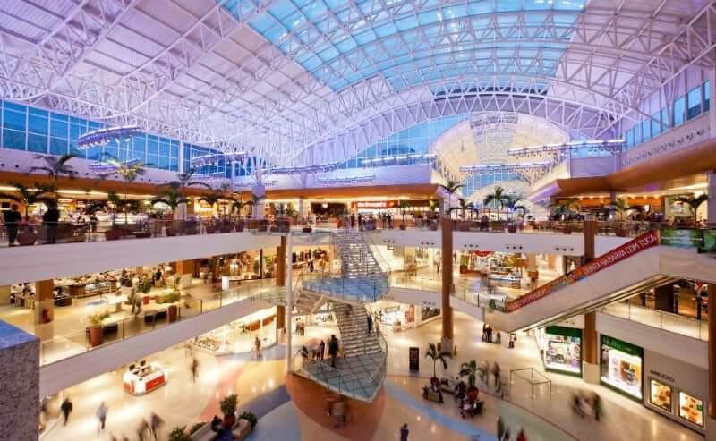 Os Melhores Shoppings em Campo Grande
