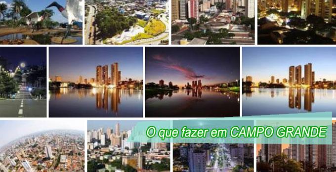 O Que Fazer em Campo Grande